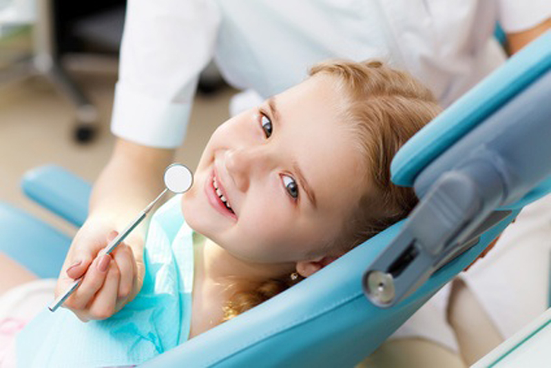 Pediatric dentistry at Valley Dental Centre in North Vancouver